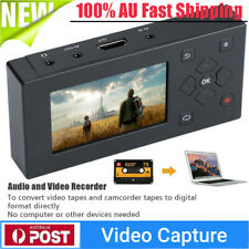 VHS Camcorder Converter Audio Video Capture Mp3 Player AV Recorder