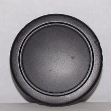 Used Camera Body  Cap for Canon EOS cameras T2i tX XTi black plastic B20030