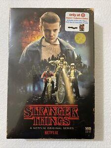 STRANGER THINGS SEASON 1 COLLECTOR'S EDITION BLU-RAY DVD DISC BOX SET NEW