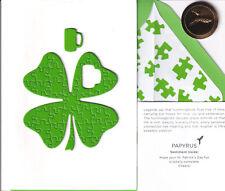 PAPYRUS ST PATRICKS DAY CARD NIP (MRP $6.95) (O14)