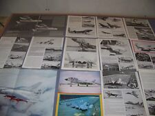 VINTAGE..VOUGHT F7U CUTLASS HISTORY  ..HISTORY/PHOTOS/DETAILS..RARE! (999F)