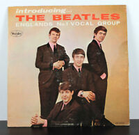 The Beatles Introducing The Beatles VJLP 1062 Vee Jay Mono 63-3403 63-3402
