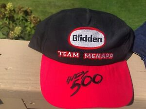 Indianapolis 500 Vintage Hat - Team Menard - 1990's Original and Never Worn!