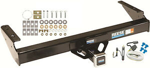1975-1979 FORD F100 F150 F250 F350 TRAILER HITCH W/ WIRING KIT REESE CLASS 3 NEW
