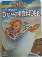 walt disney gold classic collection the rescuers down under DVD widescreen