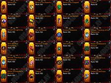 Diablo 3 ROS Xbox One [Softcore] - Primal Max Grade Gem Bundle-Toutes Les Pierres Précieuses!