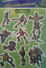 Teenage Mutant Ninja Turtles Stickers by Unique