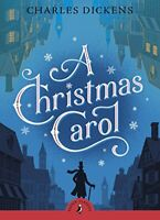 A Christmas Carol (Puffin Classics) by Charles Dickens, NEW Book, FREE & Fast De
