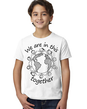 We are in this together (unisex style for boys and girls)
