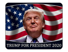 "9""x7"" MOUSE PAD Donald Trump #1 for President 2020 Republican Computer Mousepad"