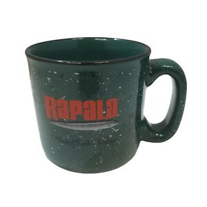Rapala Official Field Tester Fishing Lures Camping Coffee Cup Mug Bass Trout