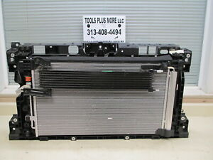 2019-2020 Nissan Altima OEM Radiator Core Support AC Condenser Trans Cooler New
