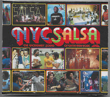 NYC Salsa  2 CD SET - 2007 FANIA/ EMUSICA - NEW AND SEALED / SELLADO SIN ABRIR