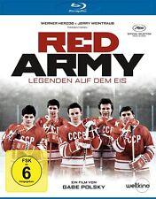 RED ARMY-LEGENDEN AUF DEM EIS BD  BLU-RAY NEU