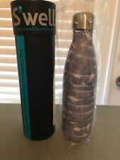 Swell Insulated Stainless Steel Water Bottle  17 oz Ornos *NEW*