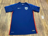 USA Soccer Men's National Team Soccer Jersey - Nike - Youth Large