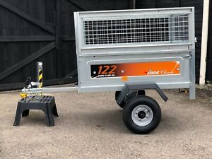 NEW 440mm High Mesh Extension Side Kit For ERDE 122 / MP6812 Trailer Steel RG120