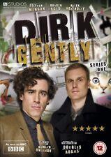 DIRK GENTLY 2012 UK Series Douglas Adams Holistic Detective Agency R2 DVD not US