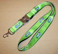 La SIMS 3/The Sims 3 PROMO Lanyard PLAYSTATION 3 XBOX 360