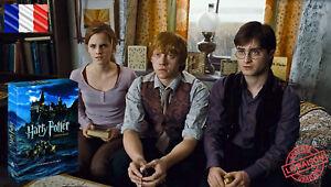 Harry Potter D V D Intégrale Des 8 Films Le Monde Des Sorciers De J.K. Rowling