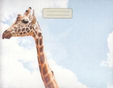 "Johnér mauritius Portfolio ""Giraffe"": Mappe für DIN A6 Postkartenmappe"
