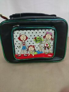 Laedee Bug Bible Cover Case Book Cover for Kids with Handle and Pocket