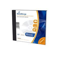 MediaRange * CD|DVD|BD Laser Reinigungs-CD * mit antistatischer Bürste *