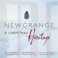 New Grange - A Christmas Heritage [New CD]