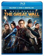 The Great Wall [Blu-ray + DVD + Digital HD] (Bilingual) *NEW**