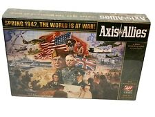 Axis & Allies 1942 Board Game Avalon Hill World War II Strategy 2009 Sealed