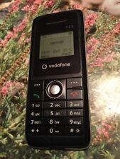 Vodafone 125 - Schwarz (Vodafone Simlock)Handy/Beschreibung Lesen