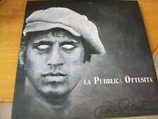 ADRIANO CELENTANO LA PUBBLICA OTTUSITA   LP