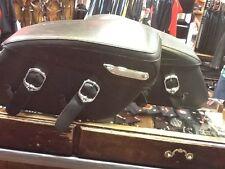 Coppia di borse originali Harley per Road King o touring