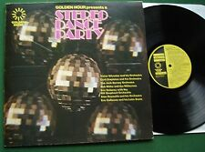 Stereo Dance Party Victor Silvester Jack Dorsey Eric Galloway & Latin Beats + LP