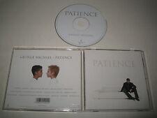 GEORGE MICHAEL/PACIENCIA(SONY/515402 2)CD ÁLBUM