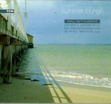 Summer Lounge: Chill out Classics (2005, CD)