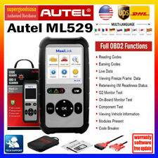 Automotive Code Reader OBD2 Scanner Car Check Engine Diagnostic Tool AUTEL ML529