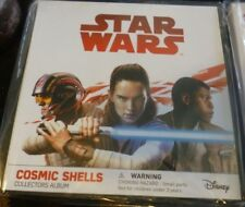 WINN DIXIE/BI LO STAR WARS COSMIC SHELLS COMPLETE SET (72) WITH ALBUM/VIEWER