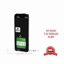 NEW 3800mAh 7.2 V NTN7144 Battery for MOTOROLA HT1000 MTS2000