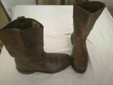 RED WING CLASSIC WESTERN STEEL TOE BOOTS 11D
