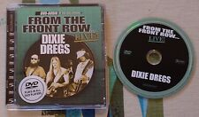 Dixie Dregs DVD-Audio From The Front Row ... Live! 5.1 Surround Sound