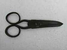 Vintage Old Handmade Handcrafted Unique Original Iron Scissors Collectible