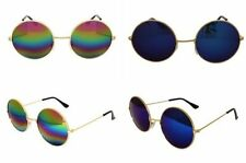 Unbranded Metal Frame Round Sunglasses & Sunglasses Accessories for Women