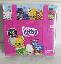 SHOPKINS REAL LITTLES COLLECTORS CASE Includes Strawberry Poptarts & 1 shopkin