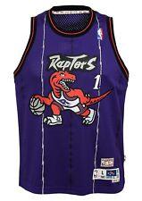 Tracy McGrady Toronto Raptors Youth Throwback 98-99 Swingman Jersey XL c3c9fac2b