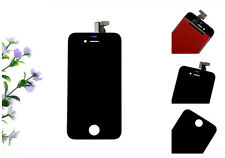 For iPhone 4 GSM Replacement Black LCD Lens Display Touch Screen Digitizer
