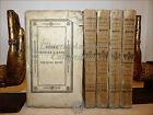 OPERE INEDITE E RARE di VINCENZO MONTI 5 volumi Prose Poesie 1832 Milano