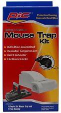 Pic Reusable Housing Mouse Trap Kit