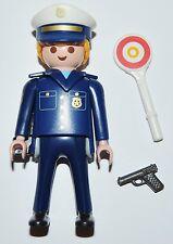 Series 8-H12 Policía playmobil serie 5596 agente tráfico,traffic agent,police