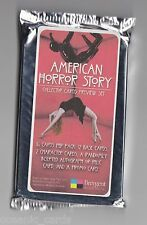 AMERICAN HORROR STORY TRADING CARDS LIMITED PREVIEW PACK AUTOGRAPH - RELIC - SET